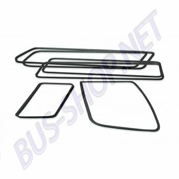 255898121BSET Kit 6 joints de vitre Deluxe T25 85->92