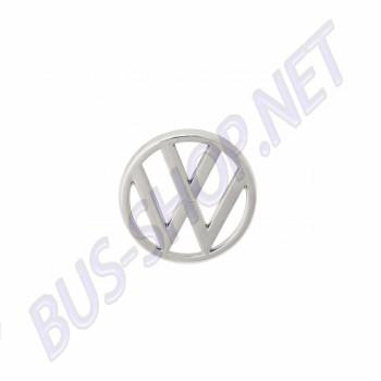Sigle de calandre 95 mm Chromé pour Golf 1 321853601 321 853 601 vw | dream-machine.fr