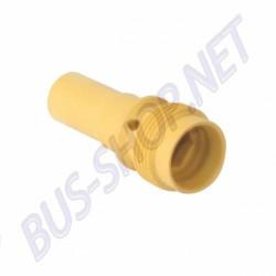 Support en bakélite pour injecteur de Golf 1 GTI moteur DX. KT. JH. JJ. EV. GX. CH. JZ. HT  Filetage : 22 mm